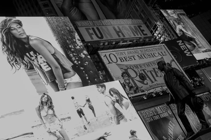 Plakater kan være med til at pifte hverdagen op