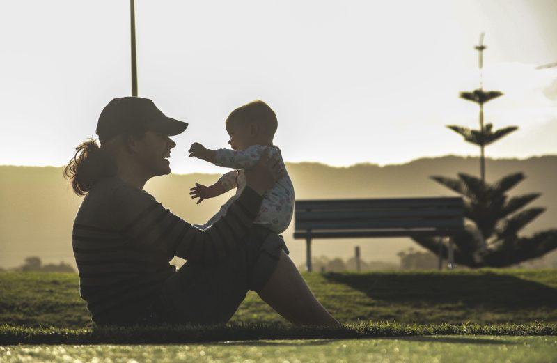 Få mere energi til at være sammen med dine børn
