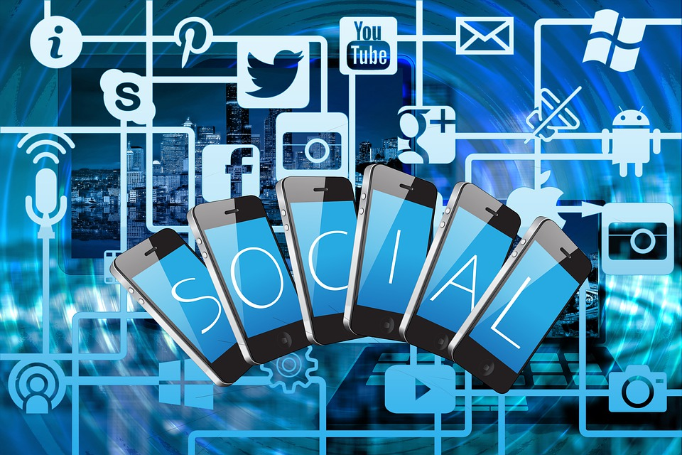 sociale netværk