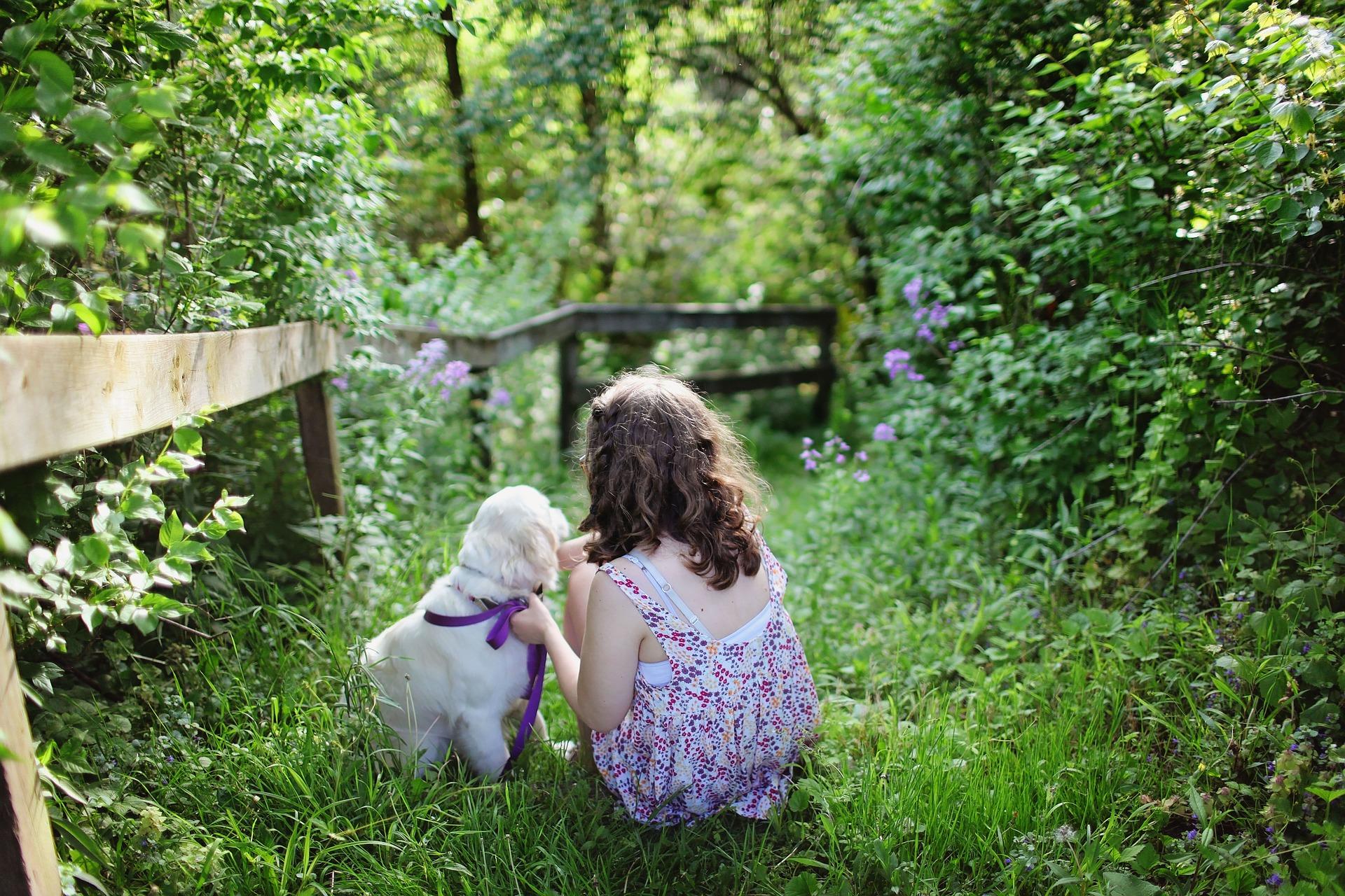 Barn_og_hund